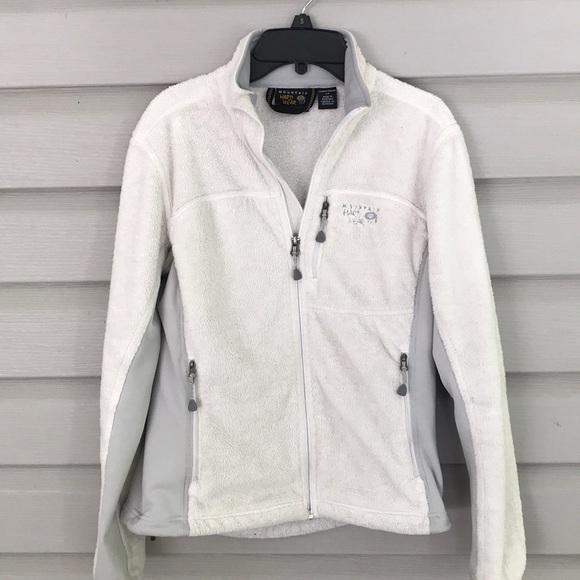 Off White Wear Fleece Hard Mountain Gray Jacket TFJlK1c3u